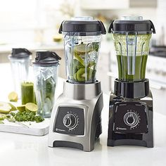 Woven from a food-safe, straw-like plastic, with a painted metal frame to give them greater stability Functional Kitchen, Blenders, Safe Food, Kitchen Decor, Clever, Interior Decorating, Range, Interiors, Canning