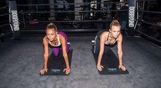 Victoria's Secret Angels Share Their Butt Exercises   coveteur.com