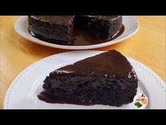 Pastel de chocolate SIN harina SIN huevo SIN manteca SIN azucar SIN maquina 3 ingredientes - YouTube Cake Pops, Desserts, Youtube, Food, Home, Flourless Chocolate, Chocolate Cookies, 3 Ingredients, Egg