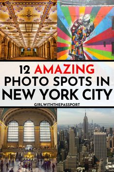 Check out these 12 amazing NYC photography locations, with secret tips on how to take the perfect photo from a local New Yorker. Usa Travel Guide, Travel Usa, Travel Tips, Travel Guides, Canada Travel, Travel Packing, Travel Photos, Travel Destinations, New York City Guide