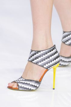 Dolce & Gabbana, Fendi, and Prada — See the Best Shoes From Milan Fashion Week