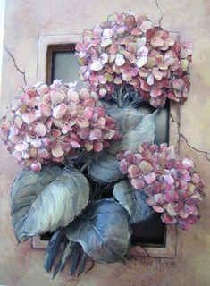 .Hydrangeas