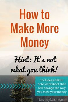 What would you say if I told you that you could make more money without earning a dime? If you're like most Americans, the money is right under your nose.