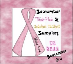 Think PInk boxes are on sale now!  September 3, 2012  http://www.outoftheboxsampler.com