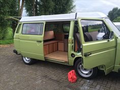 Vwt3 volkswagen t3 t25 type4 aircooled transporter Westfalia banded steels t5