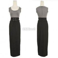 $8.10 Women's Bag Hip Mid-long Sundress