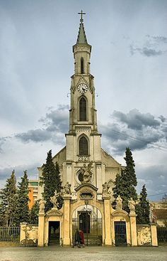 Saint Peter Church _ Cluj Napoca