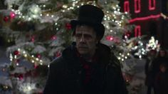 "This holiday season, Apple reminds people to open their hearts to others. In the mountains, Frankenstein's monster gets a special delivery. When he walks into town with his small box, the crowd around the lit town square Christmas tree is wary, but the monster is determined. In place of his customary bolts, he screws in red and green lights and begins a rendition of ""There's No Place Like Home for the Holidays"" accompanied by music on his iPhone. One of his lights goes out, but he's already…"