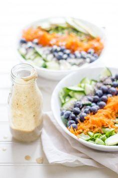 Detox recipes: Detox Salad   Back to Her Roots