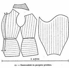 Le Rozier des Guerres 1461-1483 Pourpoint matelassé