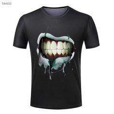 Latest styles Funny 3d mouth T-shirt M Harajuku booty funny T-shirt summer T-shirt  Item Type: TopsTops Type: TeesGender: MenPattern Type: PrintSleeve Style: S...   https://nemb.ly/p/NkOY1CMub Happily published via Nembol