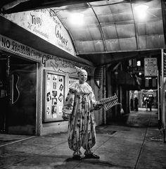 Le San Francisco des années 40 et 50 dévoilé dans de superbes photographies (image)