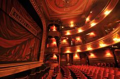 Theatre Royal Stratford East, London by East London Theatre Archive, via Flickr