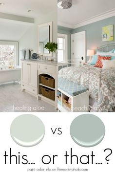 Color Spotlight: Healing Aloe from Benjamin Moore Paint Color Spotlight 2 neutrals to use in high or low light situations for beautiful results<br> Interior Paint Colors, Paint Colors For Home, Interior Design, Playroom Paint Colors, Best Bathroom Paint Colors, Paint Colours, Beach Paint Colors, Paint Color Schemes, Paint Colors For Bedrooms