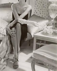 Strapless Fashion, 1950s by Horst P Horst