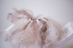PROPS | Stephanie Resch Photography  Brown & cream tulle tutu: 6 months - 1 year  * perfect for 1 year / cake smash session 1st Year Cake, Tulle Tutu, Some Ideas, Cake Smash, Photography Props, 1 Year, 6 Months, Baby, Cream