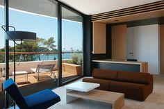Perfect suite @ design Hotel Lone in Rovinj, Istria, Croatia.  More info on official website  http://www.lonehotel.com/en/