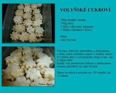 Czech Recipes, Cauliflower, Vegetables, Food, Dish, Biscuits, Cauliflowers, Hoods, Vegetable Recipes