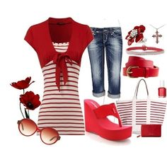 LOLO Moda: Cool Summer Women Outfits 2013 by nanette.powers.33
