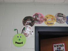Mrs. Morrow's Kindergarten: Beginning of the Year Fun!