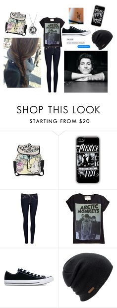 """""""Jaime..."""" by baby3hemmings ❤ liked on Polyvore featuring Disney, rag & bone/JEAN, Converse and Coal"""