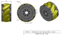 A Set Of 12 inch Heavy Duty Industrial Mecanum Wheel Nexus Industry Omni wheel & Mecanum wheel is heavy load Omni wheel and Mecanum wheel Nouveaux Gadgets, Mecanum Wheel, Welding Equipment, Robot Design, Cool Motorcycles, 3d Prints, Machine Design, Electronics Projects, Alloy Wheel
