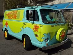 What van in real life is best for modeling into the Mystery Van from Scooby Doo? - Quora