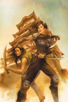 Jo Chen [ female, warrior, rogue ]