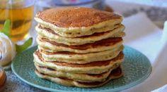 Recette De Beignet Express Facile · Aux délices du palais Puff Pancake, Pancake Muffins, Martha Stewart, Algerian Recipes, Crepes, Food Porn, Cookies, Breakfast, Interesting Sites