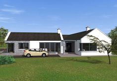 Traditional Style Bungalow with Contemporary Features –