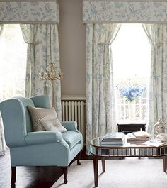 Love this Summer Palace collection from Laura Ashley - but hubby finds it too girly!