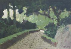 HOMERO MASSENA, OST, `Subida Convento`, 63 x 90cm e CID..