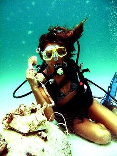 ¤ scuba diving ¤