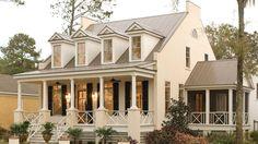 Eastover Cottage Plan #1666