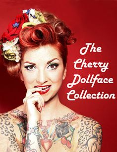 Link To The Cherry Dollface Collection of Lipsticks and Lip Glosses
