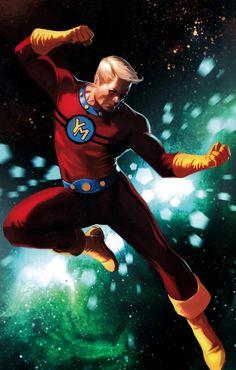 Young Marvelman (aka Young Miracleman)