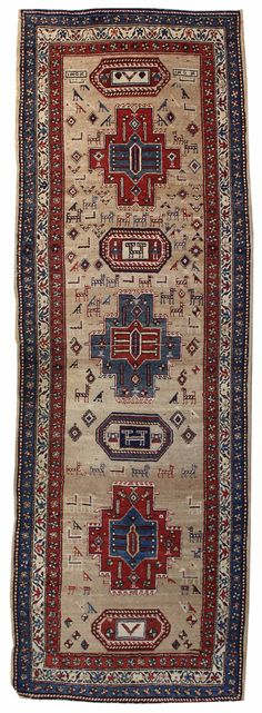 Oriental Rug Runners: Wide Gallery: Antique Serab Wide Runner, Hand-knotted in Persia; size: 3 feet 11 inch(es) x 11 feet 9 inch(es)