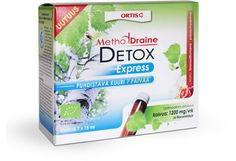 Terveystuotteet - MethodDraine Detox Express pikapuhdistuskuuri 7 x 15 ml