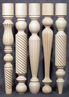 All Details You Need to Know About Home Decoration - Modern Wood Table Legs, Wood Furniture Legs, Art Furniture, Wooden Stairs, Wooden Sofa, Wood Bed Design, Wood Carving Designs, Wood Turning Projects, Wood Lathe