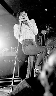 Nov. 1981 at Sefton Hotel Sydney by IAN GREENE