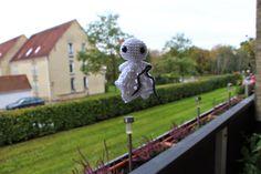 Sommerfuglen: DIY Spøgelset Ingeborg