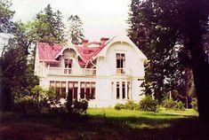 Villa Kaptensudden i Petersvik