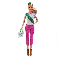 BARBIE LOVES GIRL SCOUTS--BARBIE DOLL I NEED THIS FOR MY COLLECTION K THANKS!!! DEAF ED BARBIE AND GIRL SCOUT BARBIE :p