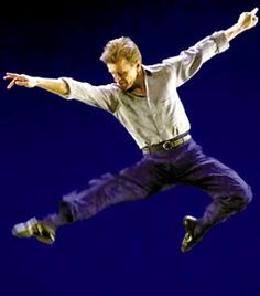 If I could meet Mikhail Baryshnikov...have admired him since LONG before he dated Carrie Bradshaw! ;)