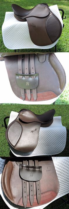 Saddles 47281: New 16 Lovatt And Ricketts Brown All-Purpose Ap Jumping English Saddle -> BUY IT NOW ONLY: $499 on eBay!