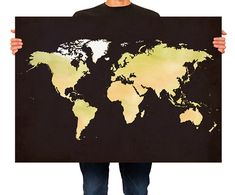 British empire world map 1886 large wall map of the world in 4 sizes black world map gigantic poster empire world map world by macanaz 4000 gumiabroncs Choice Image