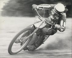 Phil Crump at Romsey Grass Track