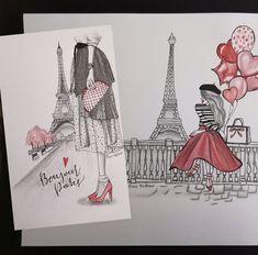 Paris, Bonjour, Montmartre Paris, Paris France