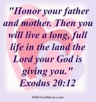 Exodus 20:12 #bibleverses #bible verse #bible #quote #quotes #scriptures #christian #god #jesus #family #father #mother