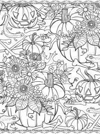 Quatang Gallery- 35 Halloween Kleurplaten En Horror Kleurplaten Topkleurplaat Nl In 2020 Kleurplaten Voor Volwassenen Kleurplaten Halloween